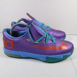 Youth Sz 7 Nike KD 6 GS Rugrats
